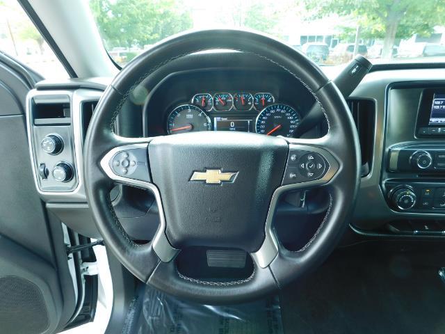 2014 Chevrolet Silverado 1500 LT / Crew Cab / 4X4 / LIFTED / NEW WHEELS & TIRES - Photo 38 - Portland, OR 97217