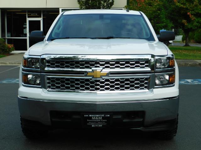 2014 Chevrolet Silverado 1500 LT / Crew Cab / 4X4 / LIFTED / NEW WHEELS & TIRES - Photo 5 - Portland, OR 97217