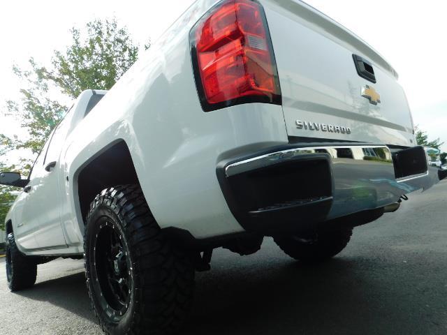 2014 Chevrolet Silverado 1500 LT / Crew Cab / 4X4 / LIFTED / NEW WHEELS & TIRES - Photo 11 - Portland, OR 97217