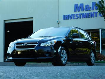 2012 Subaru Impreza 2.0i Hatchback AWD Premium Wagon Wagon