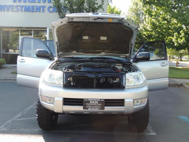 """2004 Toyota 4Runner SR5 6Cyl 4WD 2-Owner Third Row Seats LIFTED 33 """"Mud - Photo 28 - Portland, OR 97217"""