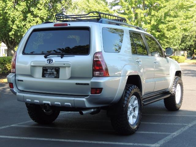 """2004 Toyota 4Runner SR5 6Cyl 4WD 2-Owner Third Row Seats LIFTED 33 """"Mud - Photo 8 - Portland, OR 97217"""