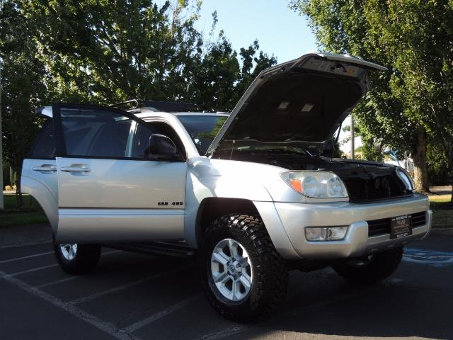 """2004 Toyota 4Runner SR5 6Cyl 4WD 2-Owner Third Row Seats LIFTED 33 """"Mud - Photo 27 - Portland, OR 97217"""