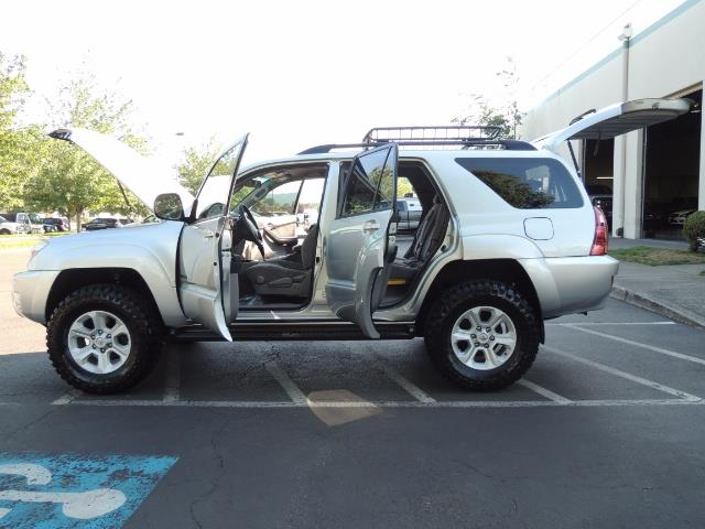 """2004 Toyota 4Runner SR5 6Cyl 4WD 2-Owner Third Row Seats LIFTED 33 """"Mud - Photo 9 - Portland, OR 97217"""