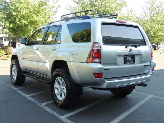 """2004 Toyota 4Runner SR5 6Cyl 4WD 2-Owner Third Row Seats LIFTED 33 """"Mud - Photo 6 - Portland, OR 97217"""