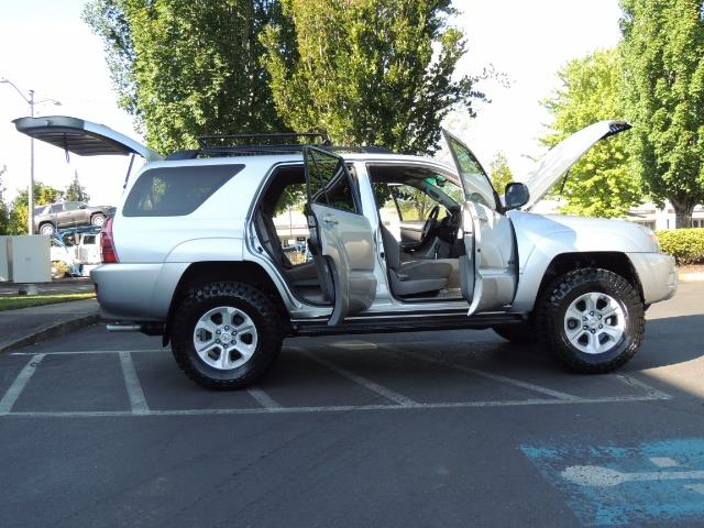 """2004 Toyota 4Runner SR5 6Cyl 4WD 2-Owner Third Row Seats LIFTED 33 """"Mud - Photo 10 - Portland, OR 97217"""