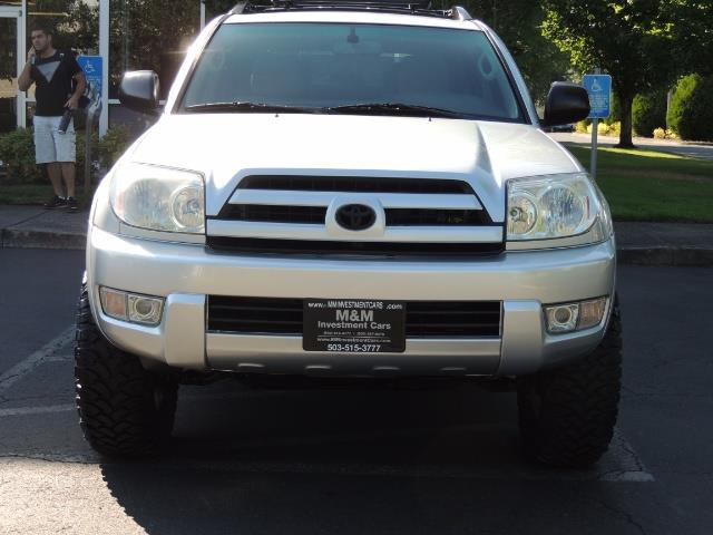 """2004 Toyota 4Runner SR5 6Cyl 4WD 2-Owner Third Row Seats LIFTED 33 """"Mud - Photo 5 - Portland, OR 97217"""