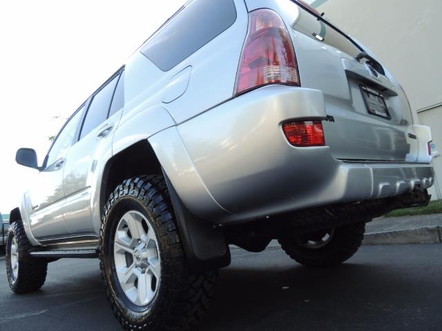 """2004 Toyota 4Runner SR5 6Cyl 4WD 2-Owner Third Row Seats LIFTED 33 """"Mud - Photo 41 - Portland, OR 97217"""