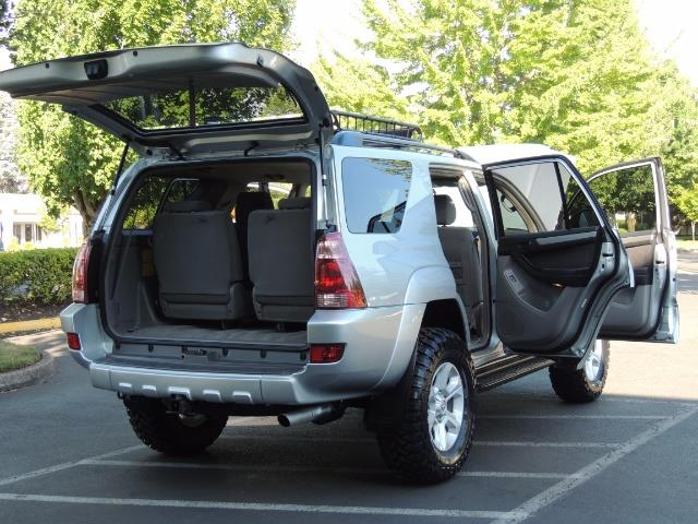 """2004 Toyota 4Runner SR5 6Cyl 4WD 2-Owner Third Row Seats LIFTED 33 """"Mud - Photo 26 - Portland, OR 97217"""