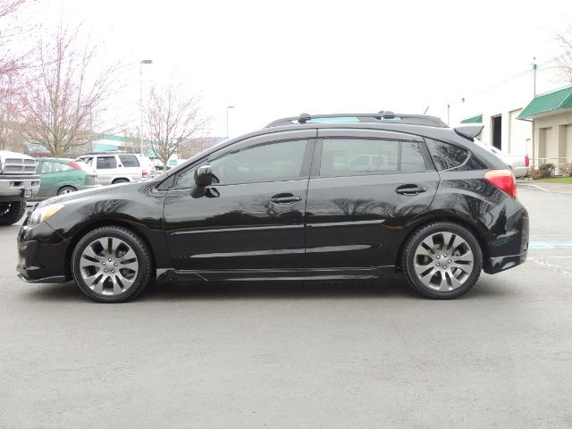 2014 subaru impreza sport premium wagon awd 1 owner. Black Bedroom Furniture Sets. Home Design Ideas