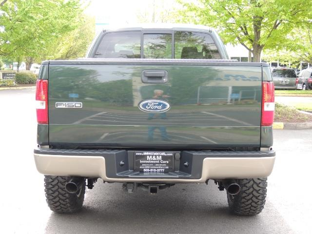 2004 Ford F-150 Lariat 4dr SuperCab Lariat /Navi/ MoonRoof /LIFTED - Photo 7 - Portland, OR 97217