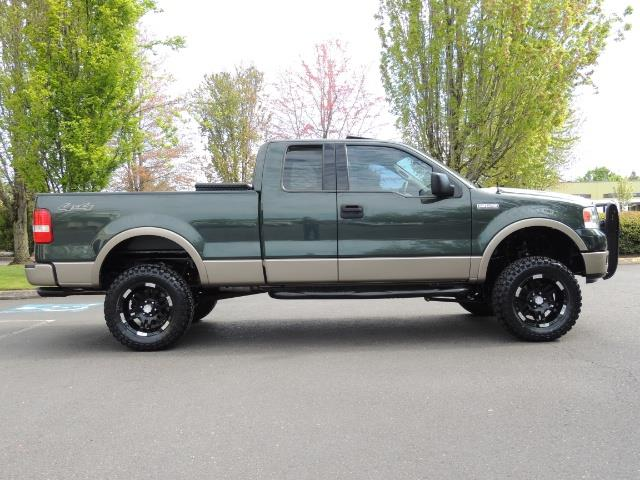 2004 Ford F-150 Lariat 4dr SuperCab Lariat /Navi/ MoonRoof /LIFTED - Photo 4 - Portland, OR 97217