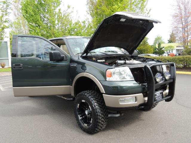 2004 Ford F-150 Lariat 4dr SuperCab Lariat /Navi/ MoonRoof /LIFTED - Photo 29 - Portland, OR 97217