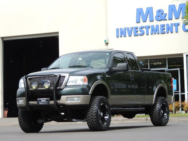 2004 Ford F-150 Lariat 4dr SuperCab Lariat /Navi/ MoonRoof /LIFTED - Photo 1 - Portland, OR 97217