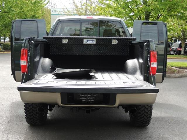 2004 Ford F-150 Lariat 4dr SuperCab Lariat /Navi/ MoonRoof /LIFTED - Photo 27 - Portland, OR 97217