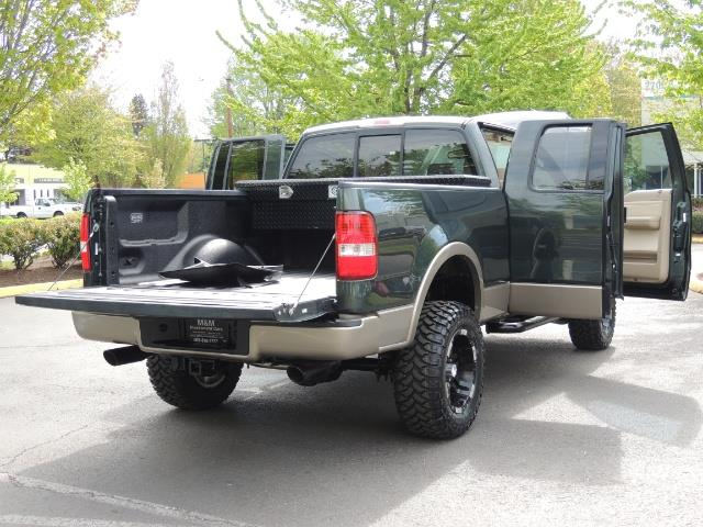 2004 Ford F-150 Lariat 4dr SuperCab Lariat /Navi/ MoonRoof /LIFTED - Photo 28 - Portland, OR 97217