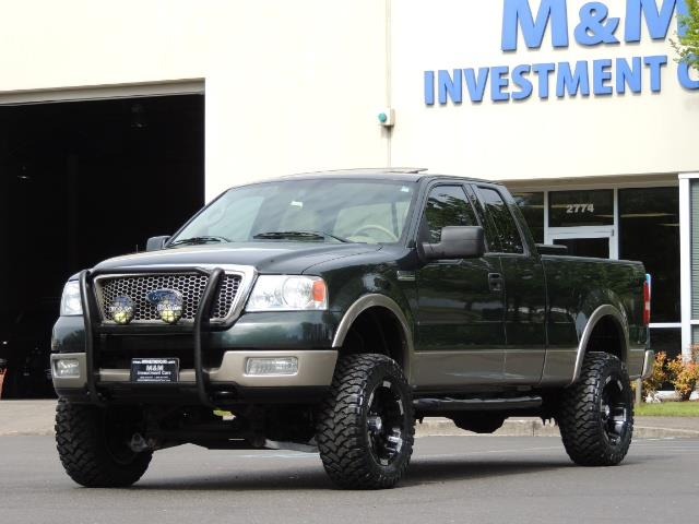 2004 Ford F-150 Lariat 4dr SuperCab Lariat /Navi/ MoonRoof /LIFTED - Photo 46 - Portland, OR 97217