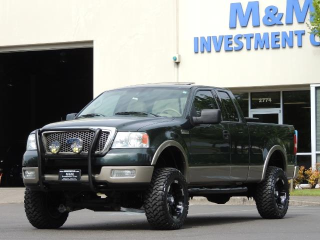 2004 Ford F-150 Lariat 4dr SuperCab Lariat /Navi/ MoonRoof /LIFTED - Photo 45 - Portland, OR 97217