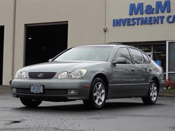 2004 Lexus GS 300 / Leather / Sunroof / Excel Cond Sedan