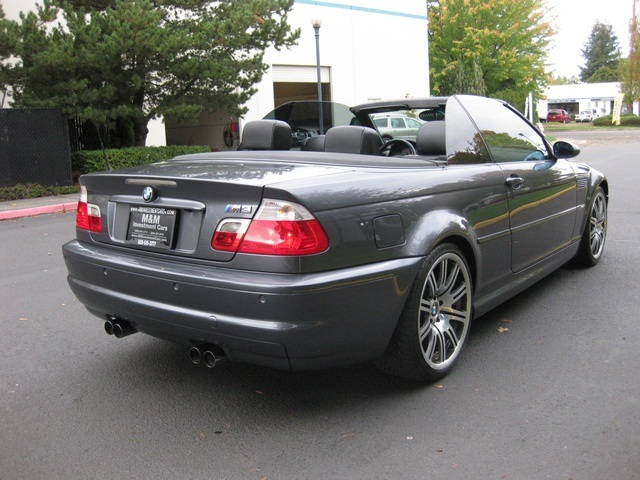 2002 bmw m3 smg trans navigation convertible. Black Bedroom Furniture Sets. Home Design Ideas
