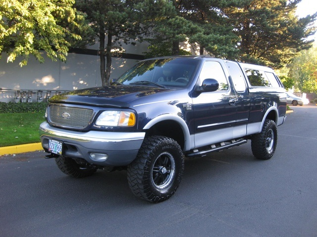 Ford F Fx Bed Size