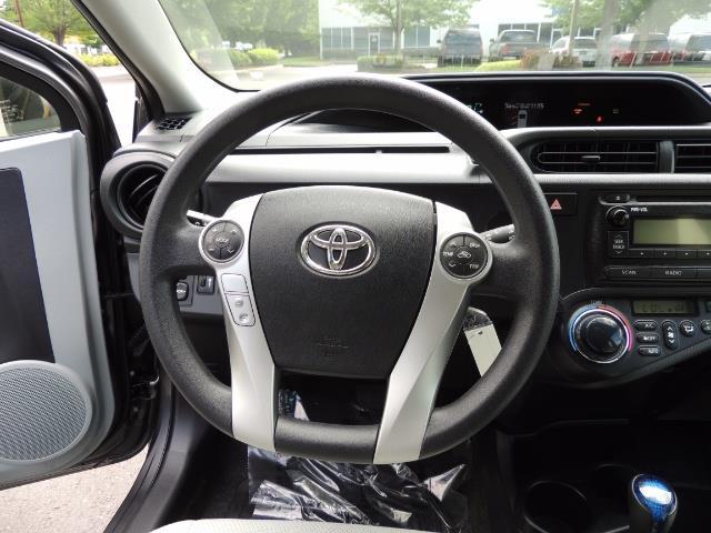 2014 Toyota Prius c One / Hatchback / 34K MILES - Photo 22 - Portland, OR 97217