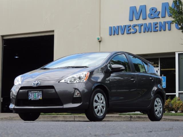 2014 Toyota Prius c One / Hatchback / 34K MILES - Photo 40 - Portland, OR 97217