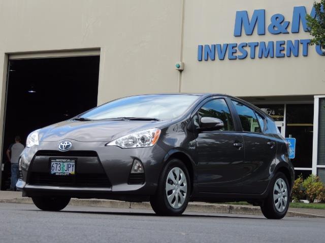 2014 Toyota Prius c One / Hatchback / 34K MILES - Photo 41 - Portland, OR 97217