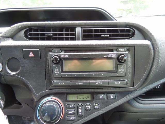 2014 Toyota Prius c One / Hatchback / 34K MILES - Photo 21 - Portland, OR 97217