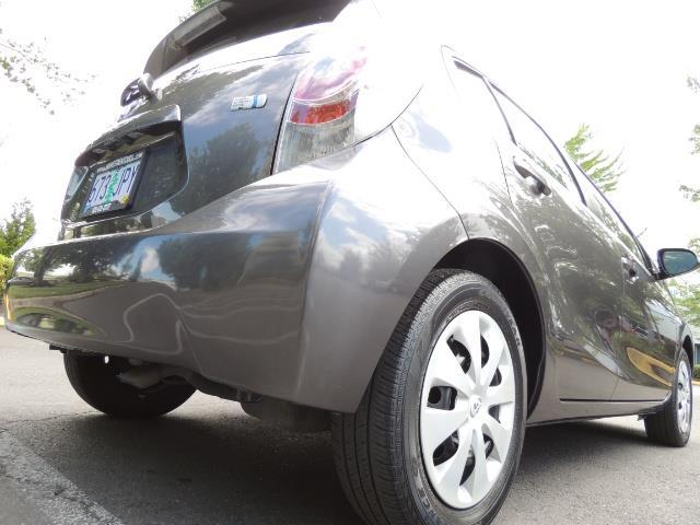 2014 Toyota Prius c One / Hatchback / 34K MILES - Photo 12 - Portland, OR 97217