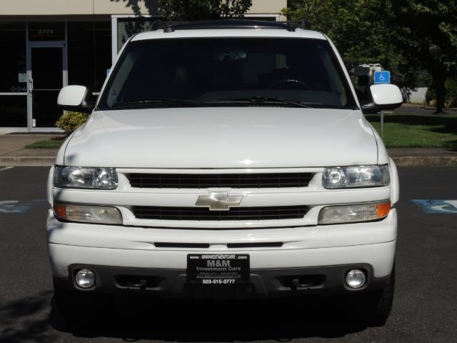 2005 Chevrolet Suburban 1500 Z71 / 4WD / Leather / DVD / Sunroof / Excel C - Photo 5 - Portland, OR 97217