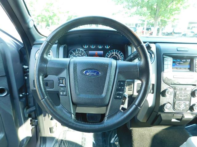 2014 Ford F-150 4X4 / BackUp CAM / Bed Cover / 1-Owner - Photo 35 - Portland, OR 97217