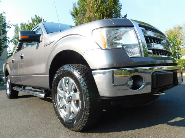 2014 Ford F-150 4X4 / BackUp CAM / Bed Cover / 1-Owner - Photo 10 - Portland, OR 97217