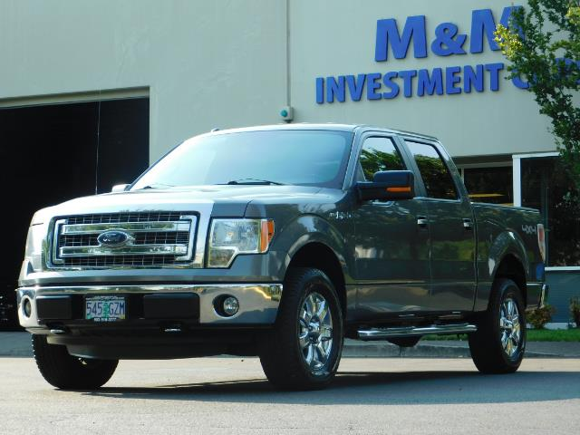 2014 Ford F-150 4X4 / BackUp CAM / Bed Cover / 1-Owner - Photo 43 - Portland, OR 97217
