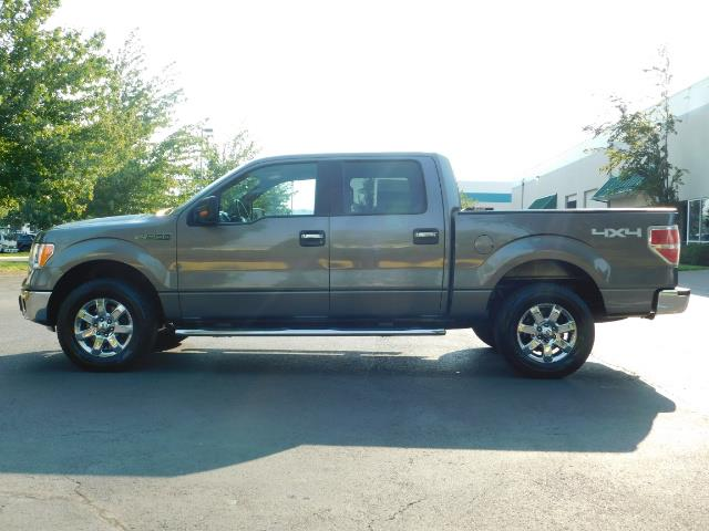 2014 Ford F-150 4X4 / BackUp CAM / Bed Cover / 1-Owner - Photo 3 - Portland, OR 97217