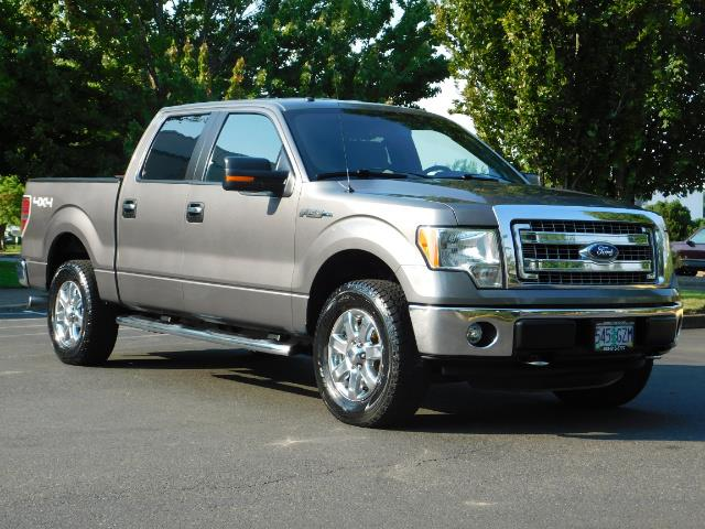 2014 Ford F-150 4X4 / BackUp CAM / Bed Cover / 1-Owner - Photo 2 - Portland, OR 97217