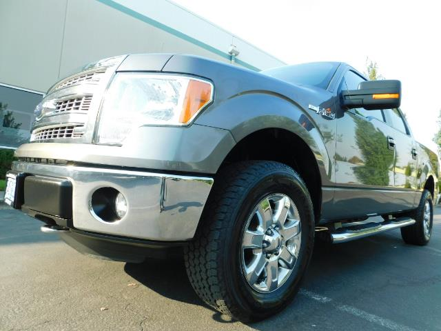 2014 Ford F-150 4X4 / BackUp CAM / Bed Cover / 1-Owner - Photo 9 - Portland, OR 97217