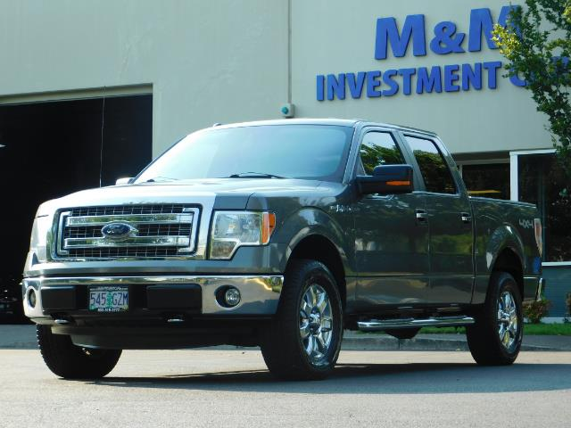 2014 Ford F-150 4X4 / BackUp CAM / Bed Cover / 1-Owner - Photo 42 - Portland, OR 97217