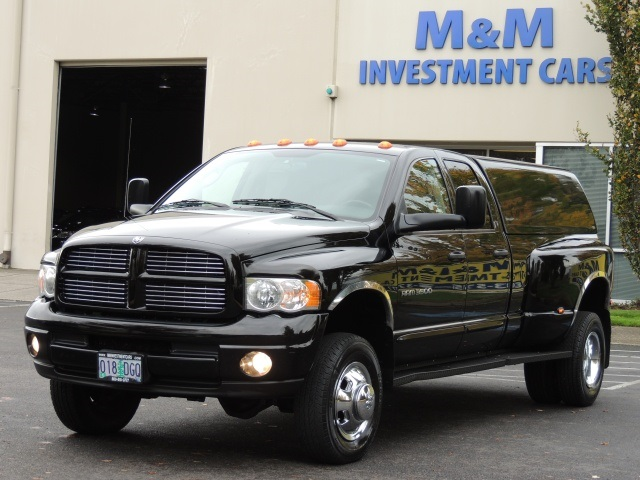 2004 dodge ram 3500 slt 4x4 5 9l diesel 6 speed. Black Bedroom Furniture Sets. Home Design Ideas