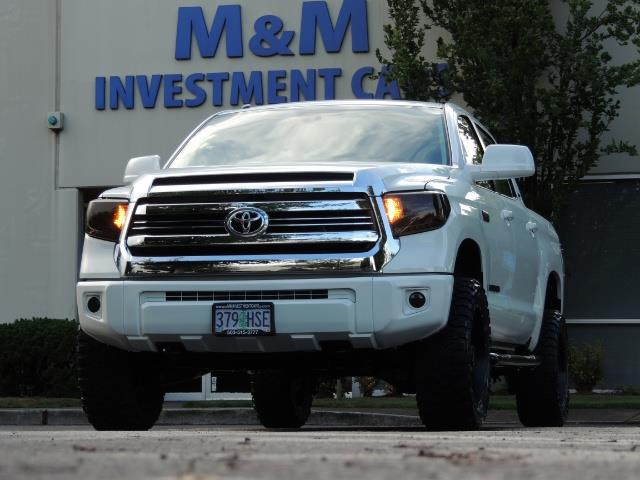 2017 Toyota Tundra SR5 / CrewMax / 4X4 / 5.7L / 6000 MILES / LIFTED - Photo 49 - Portland, OR 97217