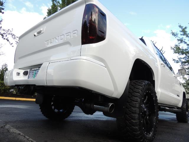 2017 Toyota Tundra SR5 / CrewMax / 4X4 / 5.7L / 6000 MILES / LIFTED - Photo 12 - Portland, OR 97217