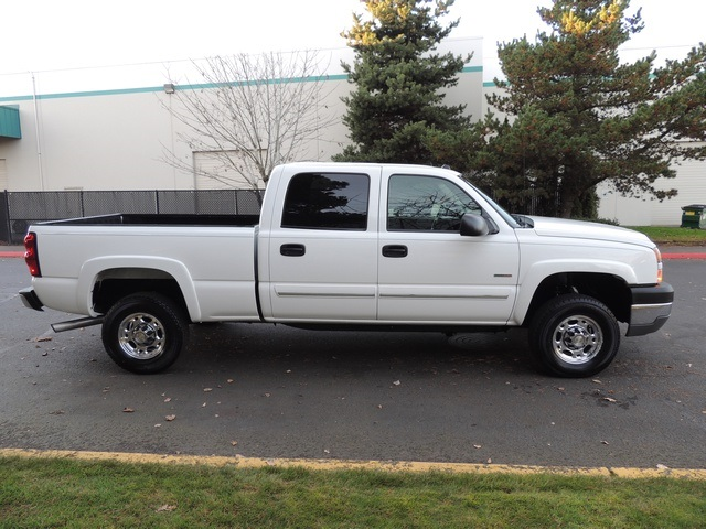 2013 chevy silverado 2500 crew cab short bed 4x4 auto. Black Bedroom Furniture Sets. Home Design Ideas
