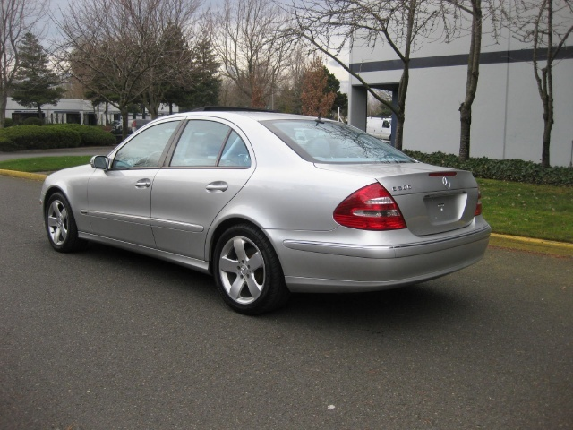 2003 mercedes benz e500 for Mercedes benz e500 2003