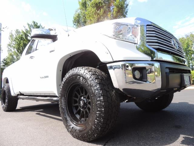 2015 Toyota Tundra Limited / TRD OFF RD / Leather / Navigation / LIFT - Photo 10 - Portland, OR 97217