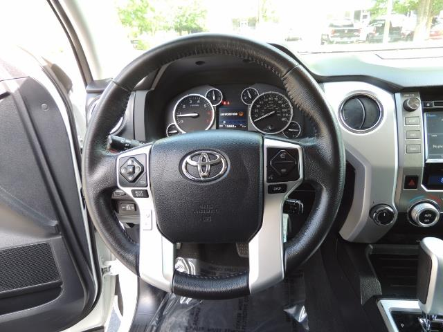 2015 Toyota Tundra Limited / TRD OFF RD / Leather / Navigation / LIFT - Photo 40 - Portland, OR 97217