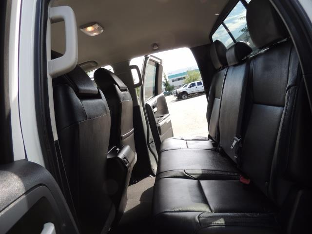 2015 Toyota Tundra Limited / TRD OFF RD / Leather / Navigation / LIFT - Photo 15 - Portland, OR 97217