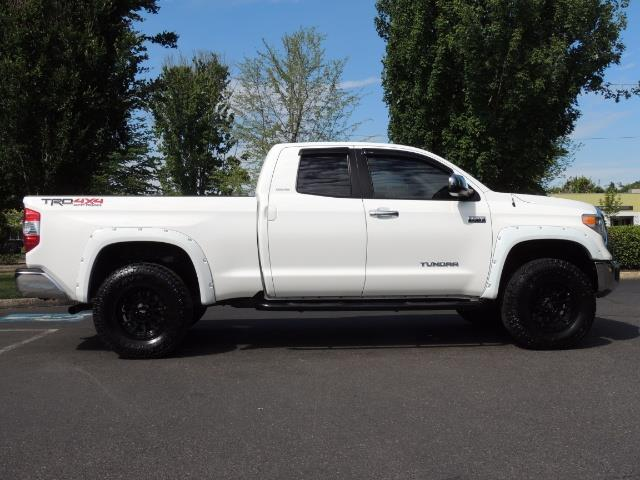 2015 Toyota Tundra Limited / TRD OFF RD / Leather / Navigation / LIFT - Photo 4 - Portland, OR 97217