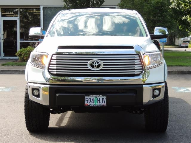 2015 Toyota Tundra Limited / TRD OFF RD / Leather / Navigation / LIFT - Photo 5 - Portland, OR 97217