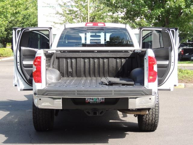 2015 Toyota Tundra Limited / TRD OFF RD / Leather / Navigation / LIFT - Photo 22 - Portland, OR 97217