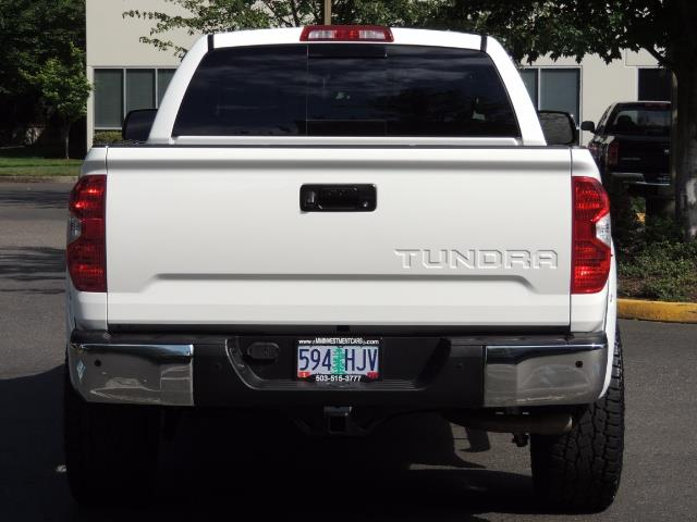 2015 Toyota Tundra Limited / TRD OFF RD / Leather / Navigation / LIFT - Photo 6 - Portland, OR 97217